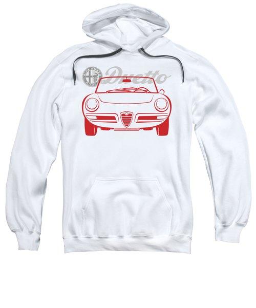 Alfa Duetto Spider-2 Sweatshirt