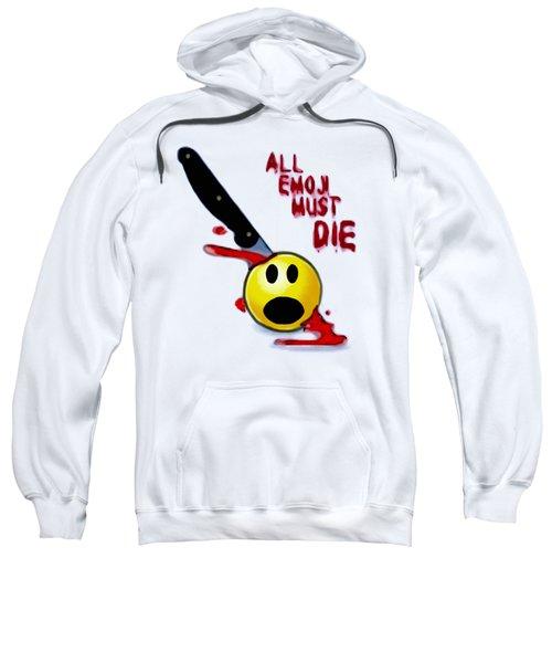 All Emoji Must Die Sweatshirt
