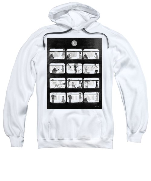 An L Train Love Story Sweatshirt