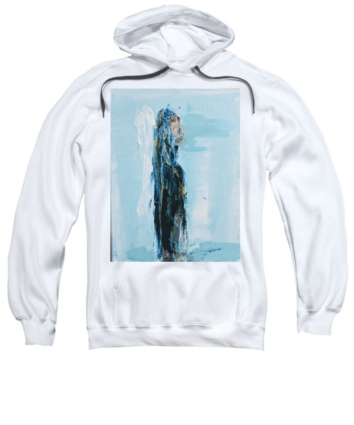 Angel With Child Sweatshirt
