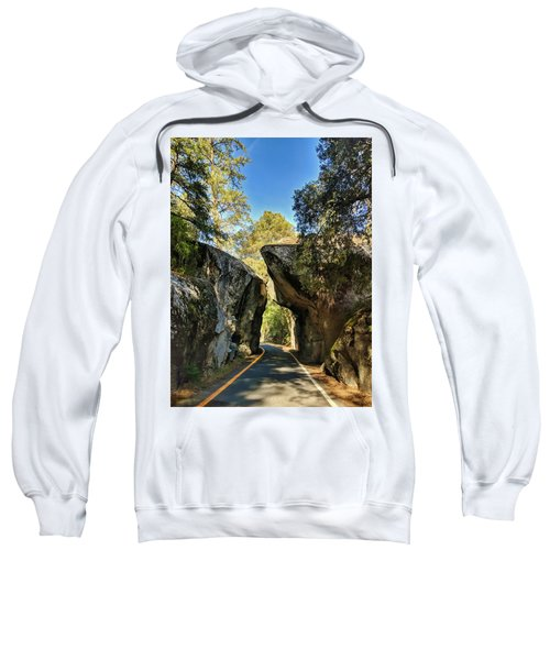 Arch Rock Entrance Sweatshirt