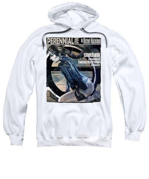 arteMECHANIX 1908 PERENNIAL SPIN GRUNGE Sweatshirt