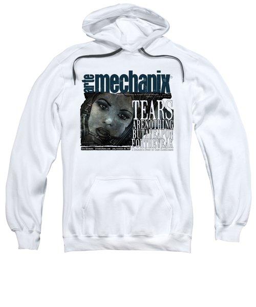 arteMECHANIX 1927 A WEAPON FOR THE WEAK  GRUNGE Sweatshirt