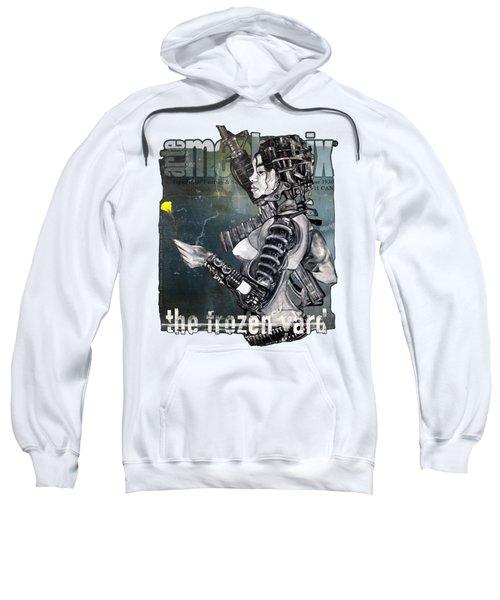 arteMECHANIX 1930 The FROZEN YARD GRUNGE Sweatshirt