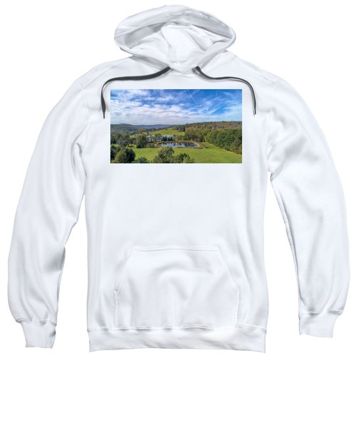 Artistic Hdr Sky  Sweatshirt