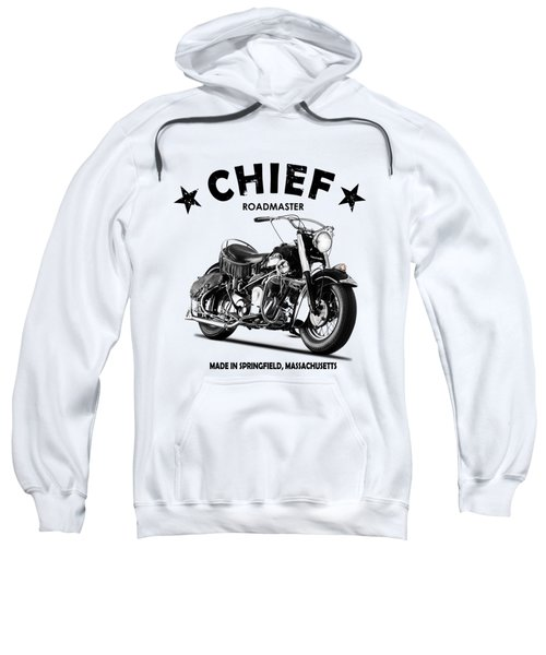 Indian Chief Roadmaster 1953 Sweatshirt