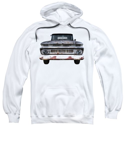 Rust And Proud - 62 Chevy Fleetside Sweatshirt