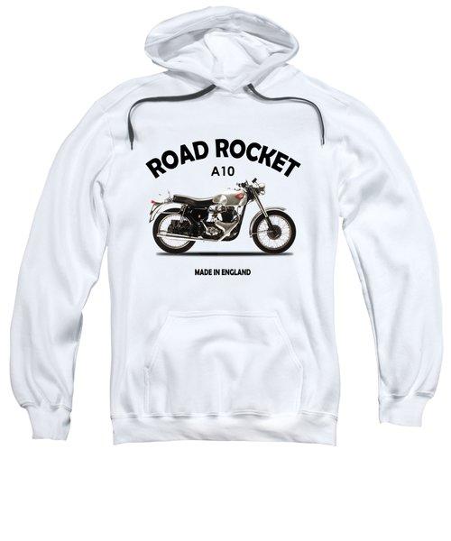 Bsa Road Rocket 1955 Sweatshirt