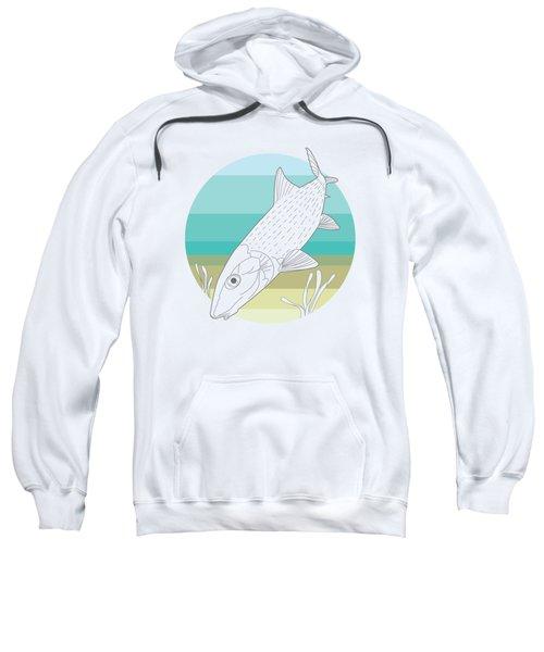Flats Ghost Sweatshirt