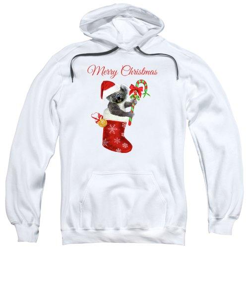 Baby Koala Christmas Cheer Sweatshirt