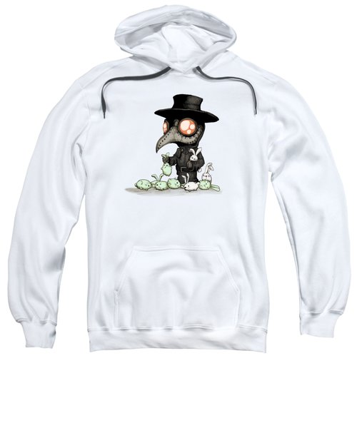 Plague Doctor Experiments  Sweatshirt
