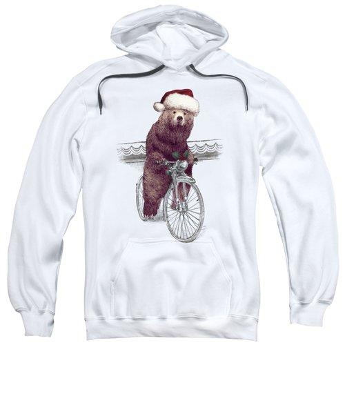 A Barnabus Christmas Sweatshirt