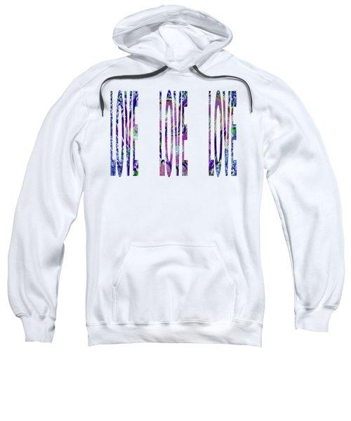 Love Letters 3 Sweatshirt