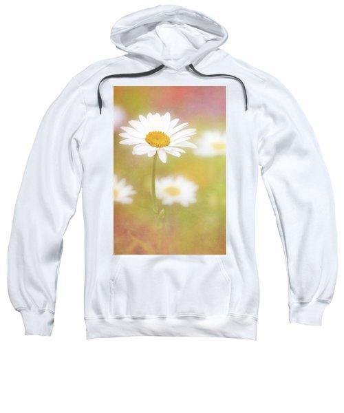 Delightful Daisy Portrait Sweatshirt