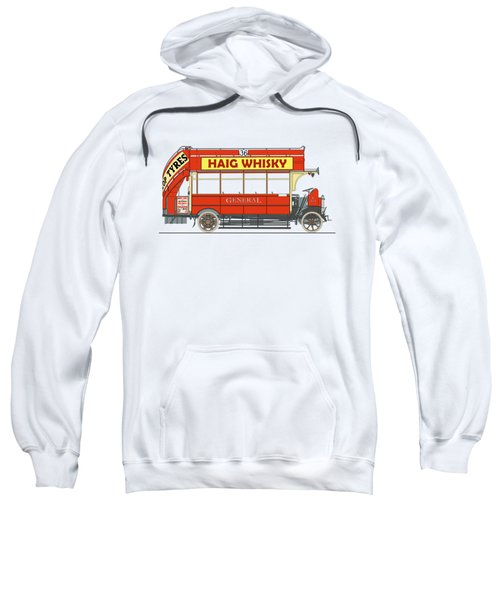 London General Omnibus K-type Bus Sweatshirt