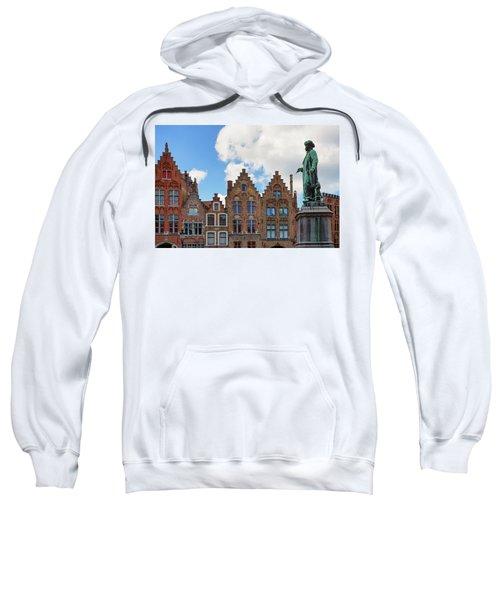 As Eyck Can Sweatshirt