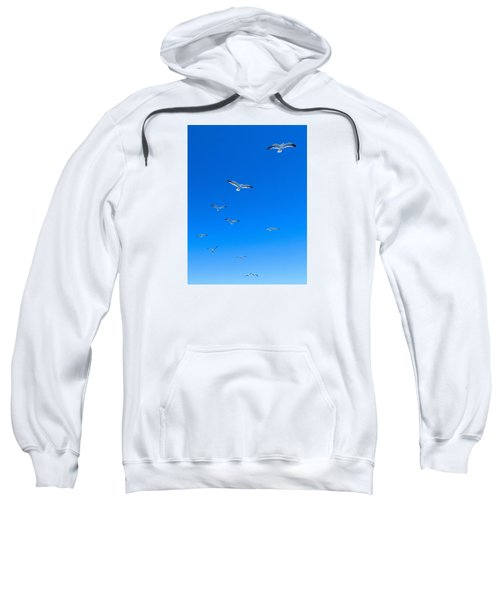 Ascending To Heaven Sweatshirt