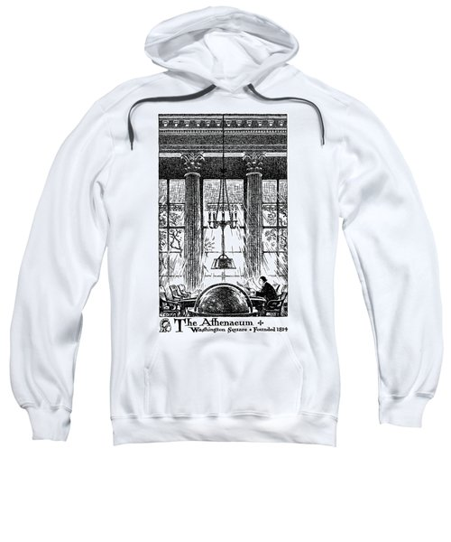 Athenaeum Reading Room Sweatshirt