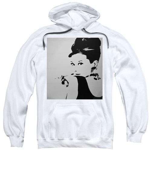 Audrey B W Sweatshirt