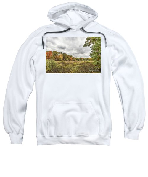 Autumn Has Been Found In Michigan Sweatshirt