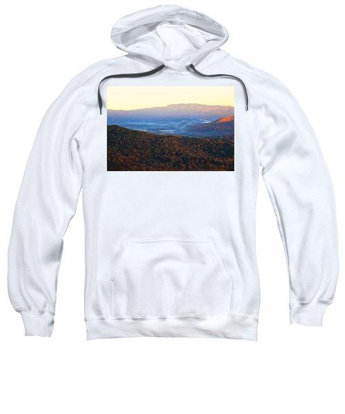 Autumn Mountains  Sweatshirt