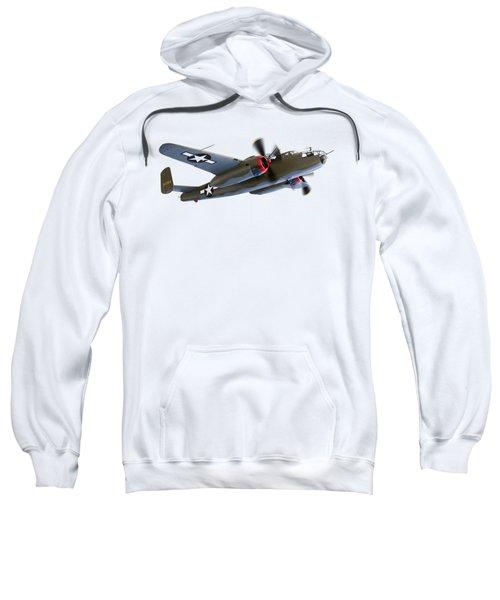 B-25 Mitchell Bomber Sweatshirt