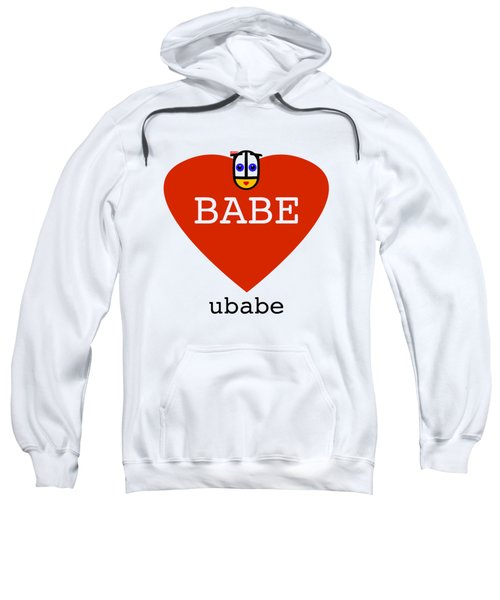 Babe Ubabe Sweatshirt