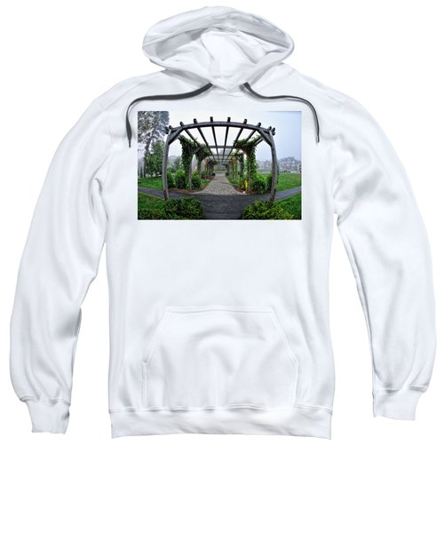 Bar Harbor Pergola Sweatshirt