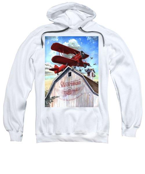 Barn Stormer - Customizeable Sweatshirt