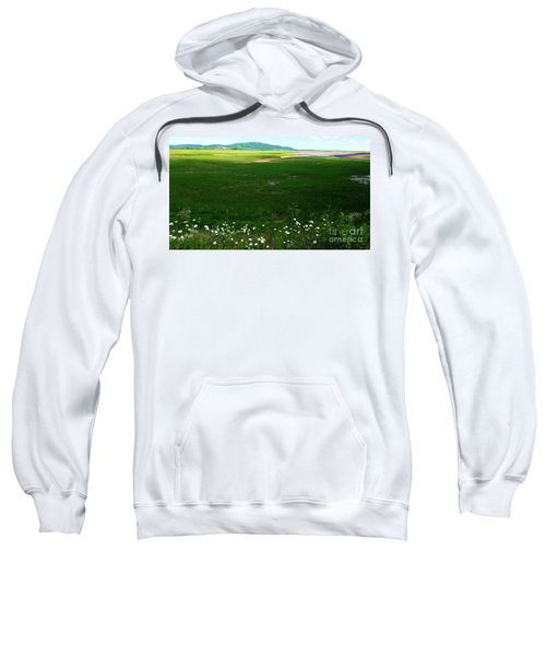 Bay Of Fundy Landscape Sweatshirt