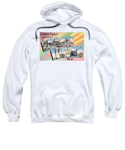 Beach Haven Greetings Sweatshirt