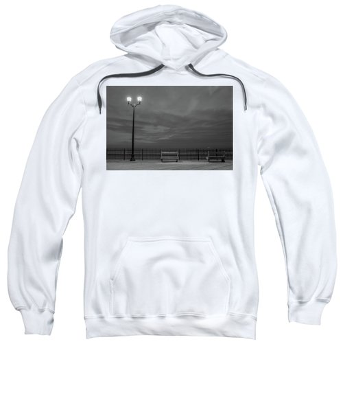 Before Dawn On The Boards Sweatshirt