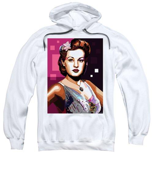 Betty Grable Sweatshirt