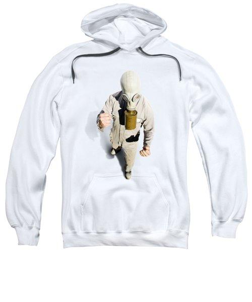 Biohazard Battle Sweatshirt