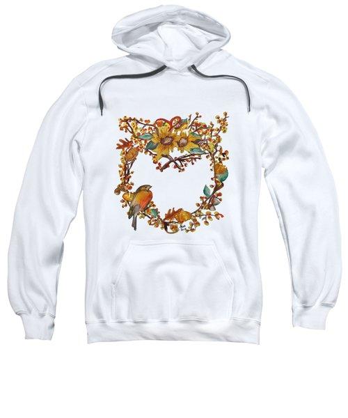 Bittersweet Wreath Sweatshirt