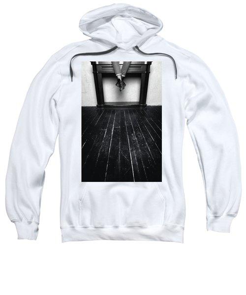 Black Shoes #9397 Sweatshirt