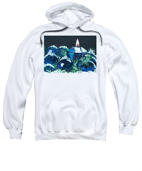 Blue Christmas  Sweatshirt