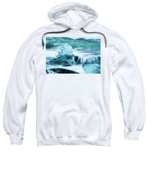 Blue Ice  Sweatshirt