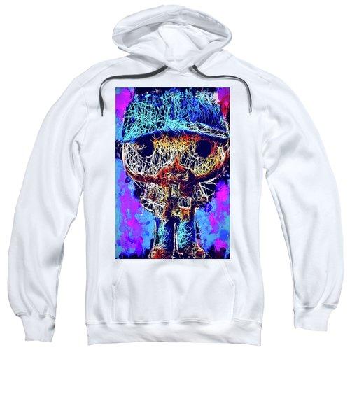 Bobby Supernatural Pop Sweatshirt