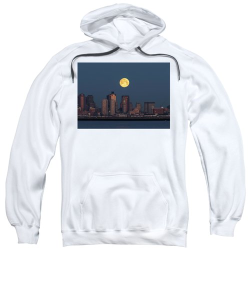 Boston Moonset Sweatshirt