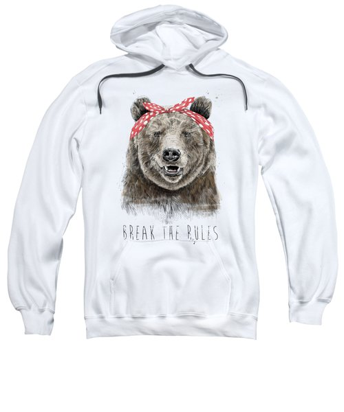 Break The Rules Sweatshirt