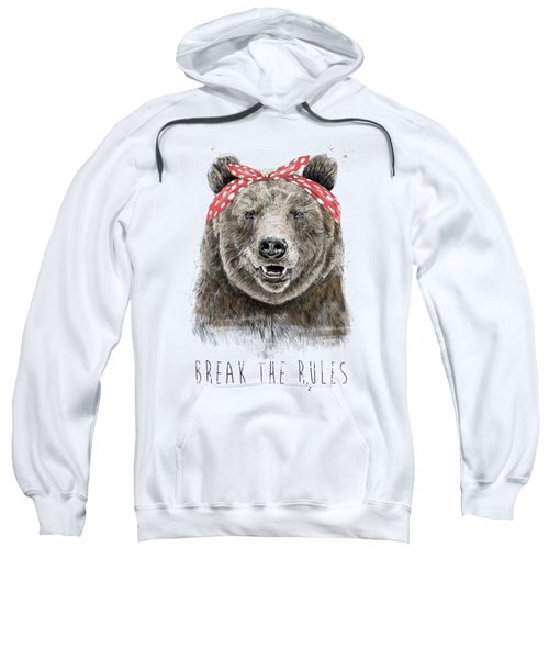 Break The Rules Sweatshirt