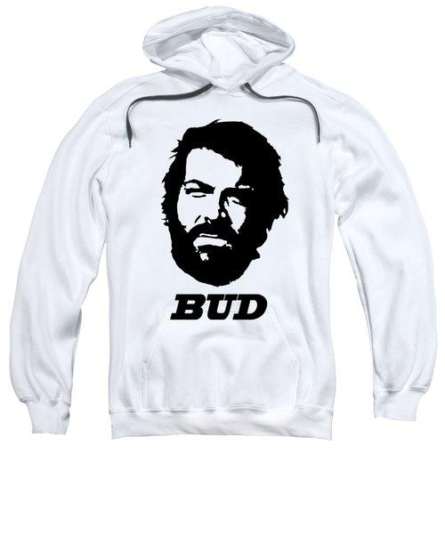 Bud Spcencer Minimalistic Pop Art Sweatshirt