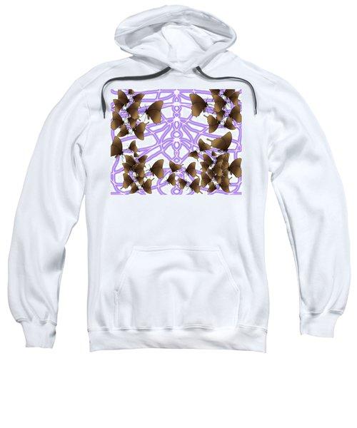 Butterfly Patterns 14 Sweatshirt
