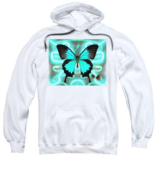 Butterfly Patterns 22 Sweatshirt