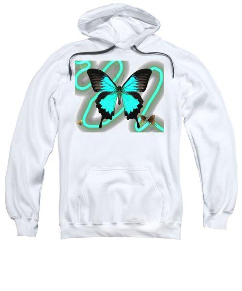 Butterfly Patterns 23 Sweatshirt