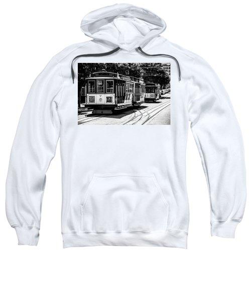 Cable Cars Sweatshirt