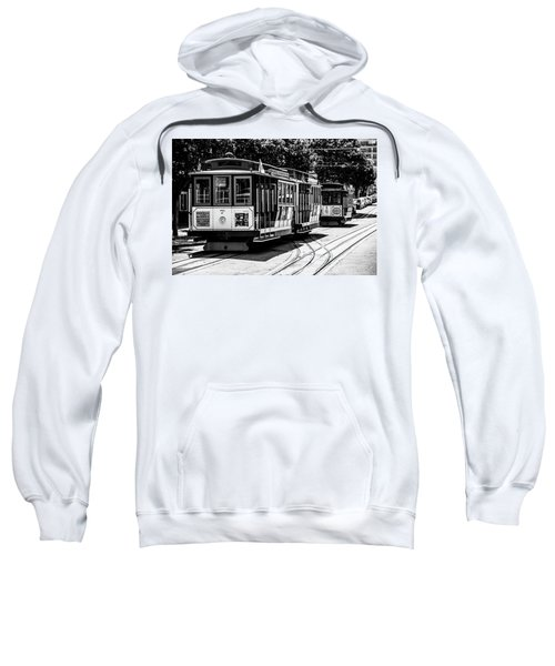 Cable Cars Sweatshirt