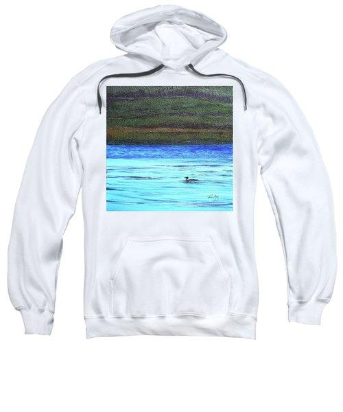 Call Of The Loon Sweatshirt