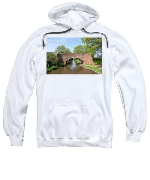 Canal Bridge 56 Sweatshirt